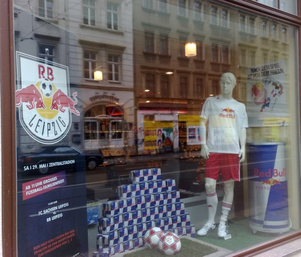 Konsum und Red Bull