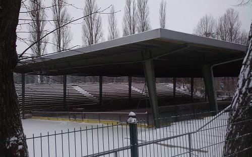 Rollschuhbahn Sportpark Poststadion