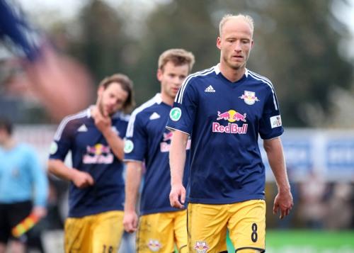 Tim Sebastian ging einst bei RB Leipzig voran und studiert nun Psychologie. | GEPA Pictures - Roger Petzsche