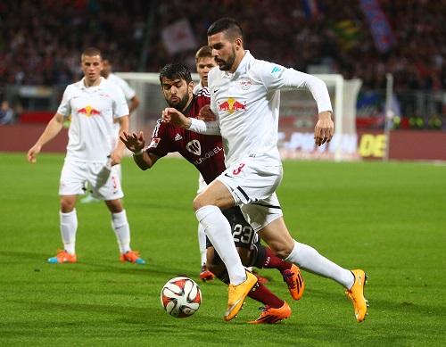 Hat Anthony Jung eine Zukunft bei RB Leipzig? | GEPA Pictures/Citypress24