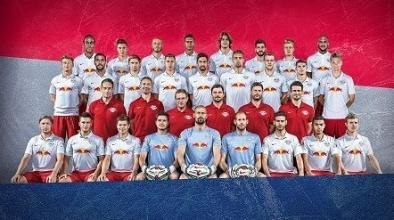 Teamphoto RB Leipzig 2015/2016 | GEPA Pictures