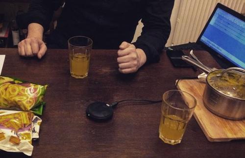 Champagner statt Bier 014