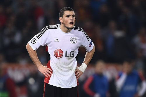 Kyriakos Papadopoulos. FILIPPO MONTEFORTE/AFP/Getty Images