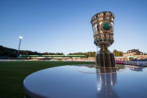 Pokalmisserfolg und Ligamisserfolg schließen sich nicht aus.. Photo by Simon Hofmann/Bongarts/Getty Images