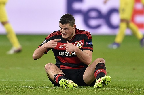 Kyriakos Papadopoulos. Photo by Dennis Grombkowski/Bongarts/Getty Images