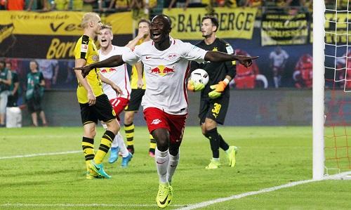 An Naby Keita verdient auch Red Bull Salzburg mit. | Foto: GEPA Pictures/ Sven Sonntag