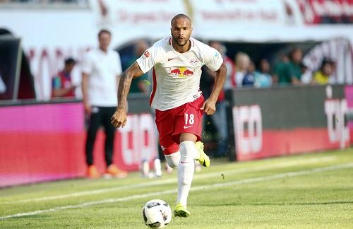 Terrence Boyd kehrt am Samstag mit dem SV Darmstadt 98 nach Leipzig zurück. | Foto: GEPA Pictures - Sven Sonntag.