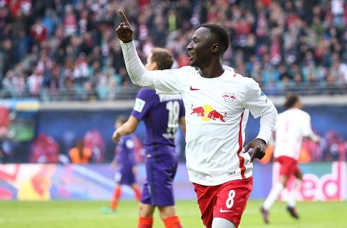 Für den Kicker der beste Sechser der Bundesliga: Naby Keita | GEPA Pictures - Kerstin Kummer