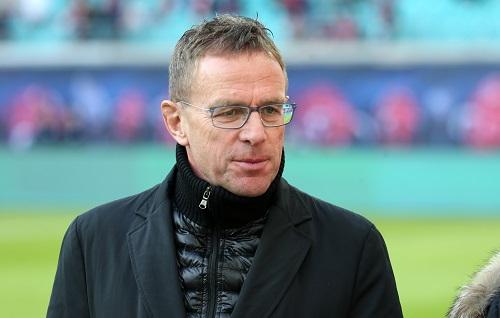 Ralf Rangnick kriegt keine Strfe vom DFB, hat aber andere Baustellen bei RB Leipzig. | GEPA Pictures - Roger Petzsche.