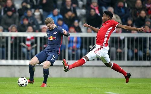 Ein Bayern-Spieler kommt selten zu spät, erst recht nicht, wenn es um die Meisterschaft geht. | GEPA Pictures - Roger Petzsche