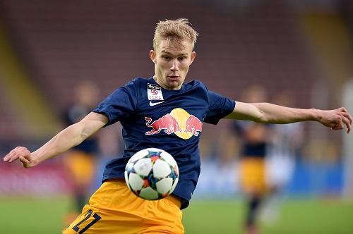 Konrad Laimer hat in Salzburg alle Spielstufen durchschritten und macht nun in Leipzig den nächsten Schritt. | GEPA Pictures - Florian Ertl
