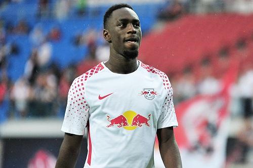 Jean-Kevin Augustin will sich gern häufiger im RB-Trikot präsentieren. | Foto: Dirk Hofmeister