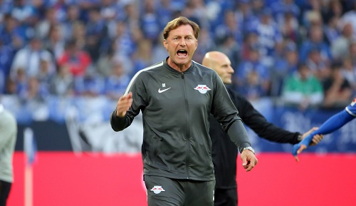 Ralph Hasenhüttl hatte am ersten Spieltag gute Gründe für erhöhte Unzufriedenheit. | GEPA Pictures - Sven Sonntag