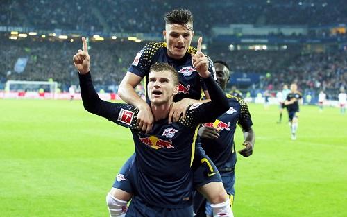 Timo Werner trägt sein Team schon wieder durch die Saison und weckt das europäische Interesse. | GEPA Pictures - Sven Sonntag