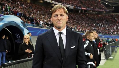 Ralph Hasenhüttl hätte gegen AS Monaco einen Sieg für RB Leipzig verdient gefunden. | GEPA Pictures - Sven Sonntag