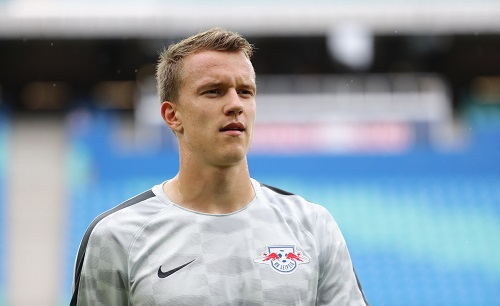 Lukas Klostermann wird ein paar Wochen verletzt zuschauen müssen. | GEPA Pictures - Sven Sonntag