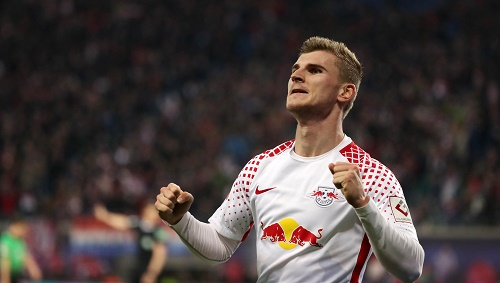 Timo Werner. | GEPA Pictures - Sven Sonntag