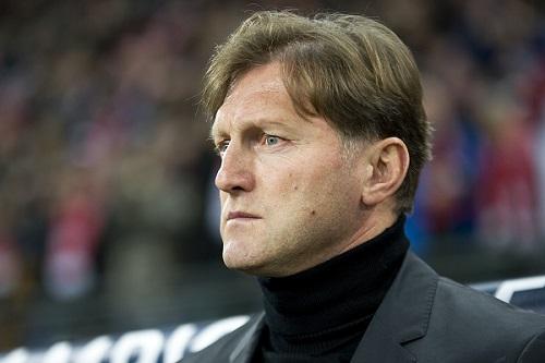 Ralph Hasenhüttl sieht Platz 6 angesichts der Vereinsphilosophie als normal an. | Foto: Dirk Hofmeister