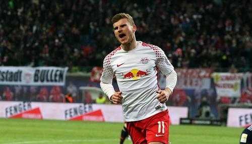 Timo Werner ist ein Fußballgott. | GEPA Pictures - Sven Sonntag