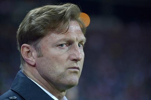 Ralph Hasenhüttl sah ein kompliziertes Spiel seiner Mannschaft gegen Olympique Marseille. | Foto: Dirk Hofmeister