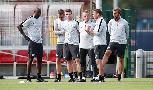 Neues Trainerteam, neues Spielglück bei RB Leipzig? | GEPA Pictures - Roger Petzsche