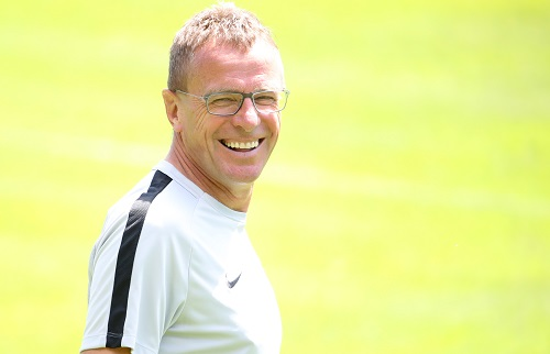 Ralf Rangnick. | GEPA Pictures - Andreas Pranter