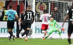 Bundesliga: Eintracht Frankfurt vs. RB Leipzg 1:1
