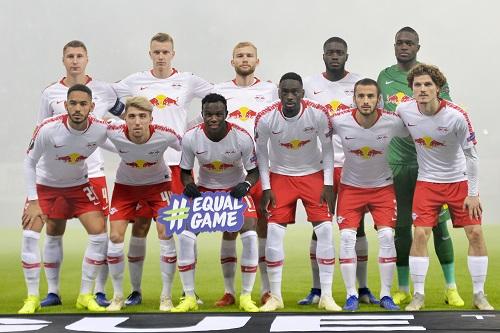 Kein Nebelspiel, das RB Leipzig da absolvierte, nur ein bisschen Pyrotechnik.. | Foto: Dirk Hofmeister