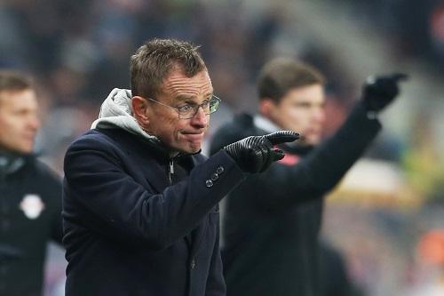 Ralf Rangnick legte viel Wert auf Abläufe im Spiel gegen den Ball. | GEPA Pictures - Mathias Mandl
