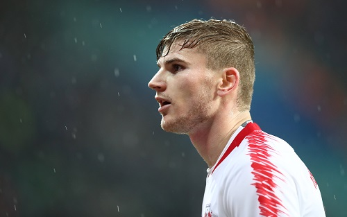 Timo Werner. | GEPA Pictures - Roger Petzsche