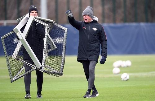 Ralf Rangnick hat klare Vorstellungen, wo es mit RB Leipzig hingehen soll. | GEPA Pictures - Kerstin Doelitzsch