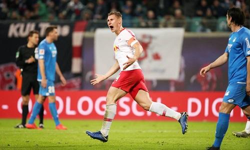 Willi Orban rettet immerhin einen Punkt für RB Leipzig. | GEPA Pictures - Sven Sonntag