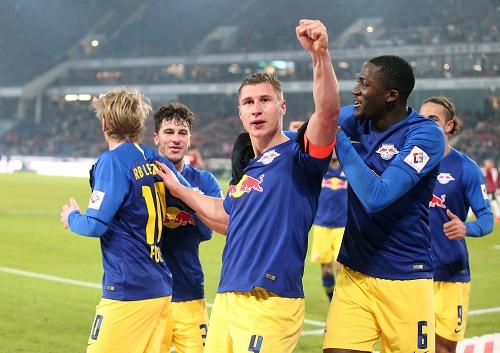 Die Defensive bei RB Leipzig macht in der Rückrunde viel Spaß. | GEPA Pictures - Roger Petzsche