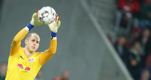 Peter Gulacsi spielte bei RB Leipzig eine überragende Saison. | GEPA Pictures - Thomas Bachun